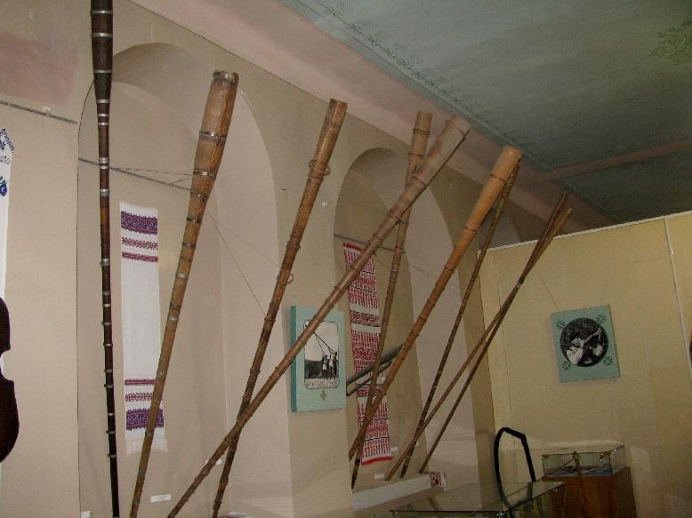 Ужгород: замок Другетов (краеведческий музей)