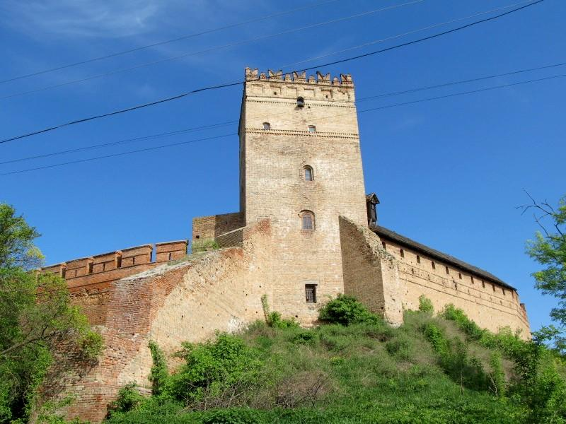 Луцк: Стырова башня