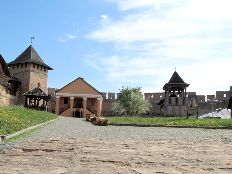 Луцк: крепость Любарта