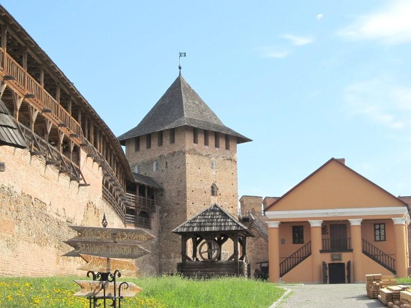 Луцк: Владычья башня