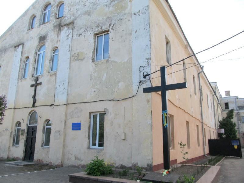 Луцк: духовная семинария