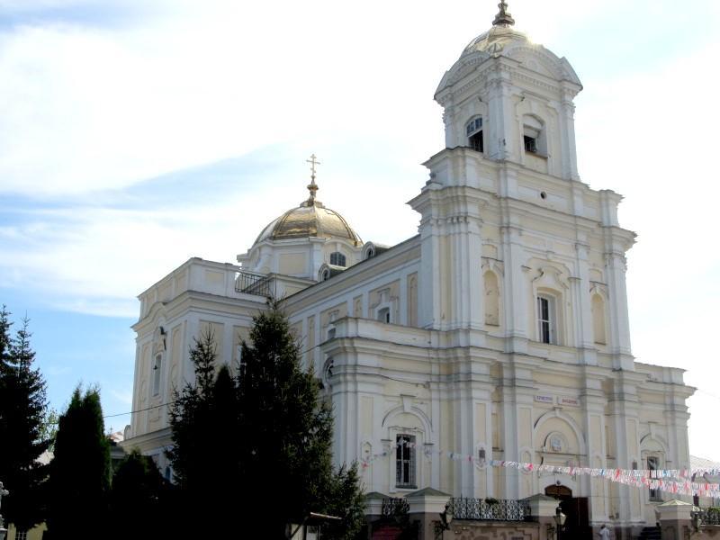 Луцк: Свято-Троицкий кафедральный собор
