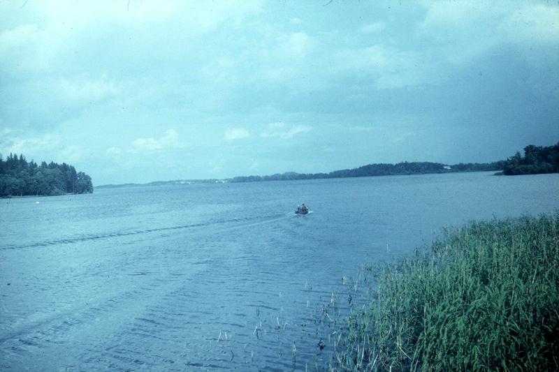 озеро Алукснес