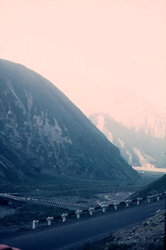 Крестовая гора и долина Байдары