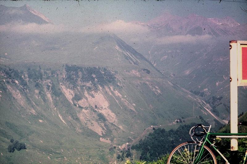 Кайшаурская долина: панорама