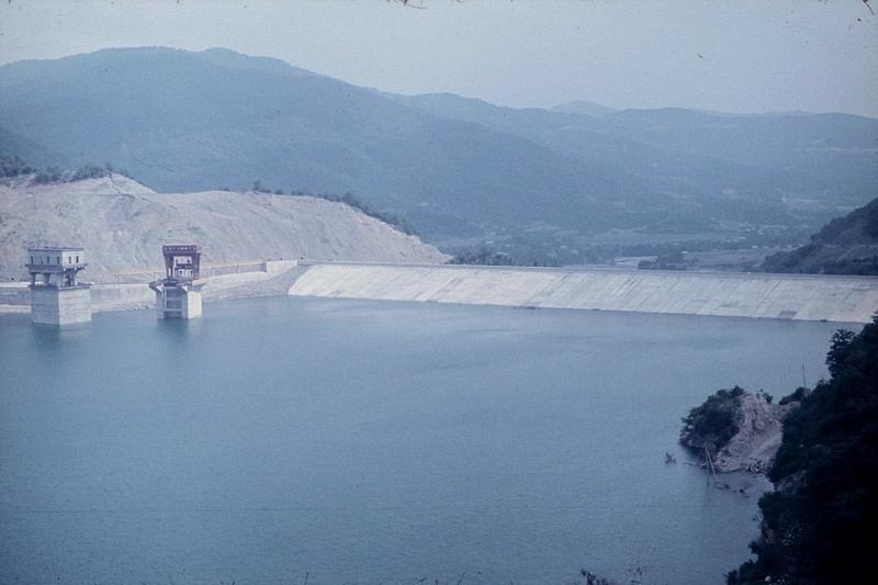 Жинвальская ГЭС