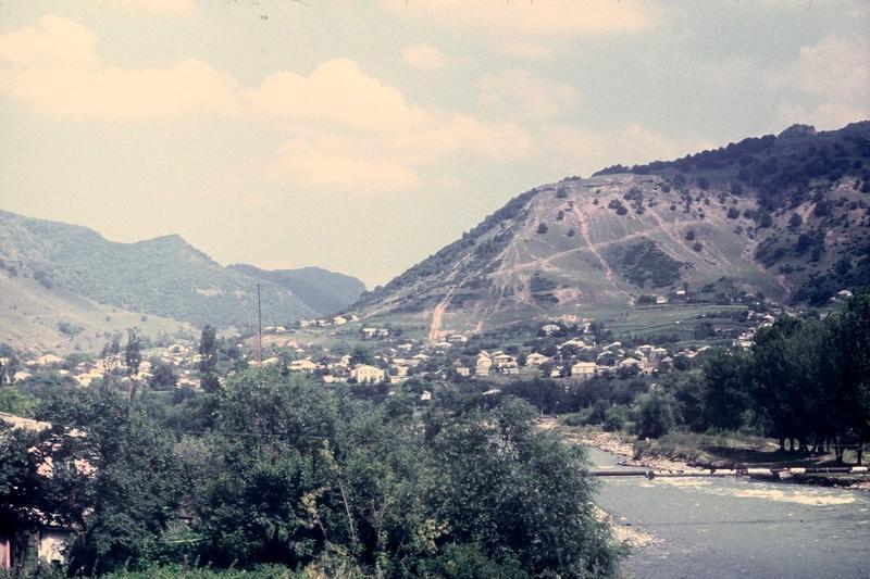 Карачаевск: панорама