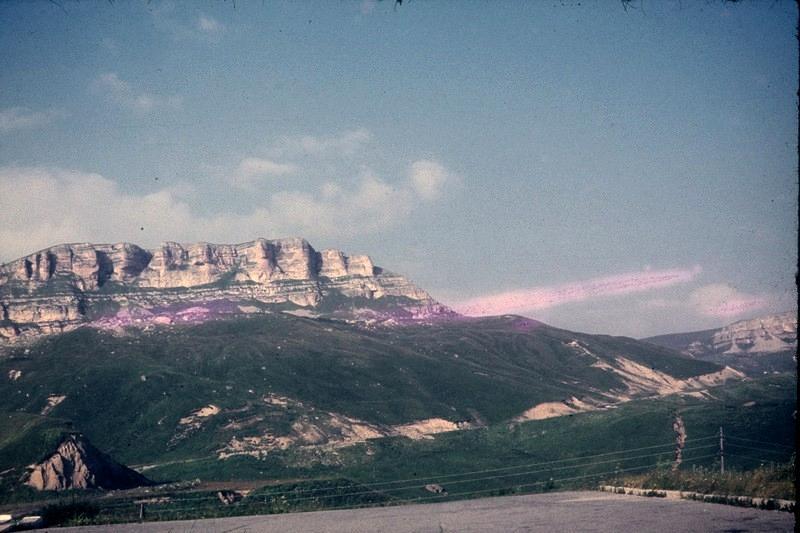 гора Малый Бермамыт
