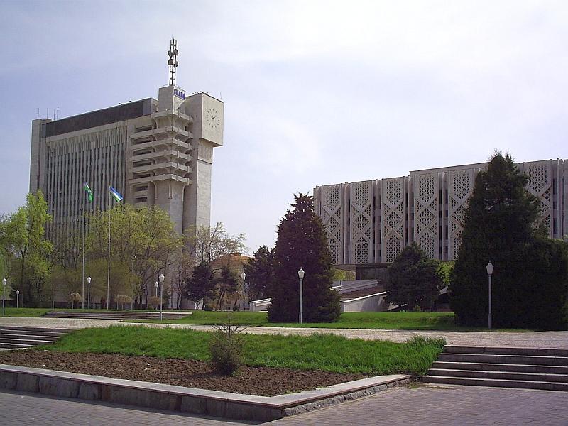 Ташкент: издательство Шарк и музей истории народов