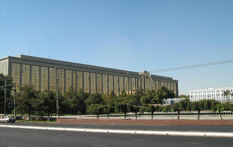 Ташкент: Кабинет министров