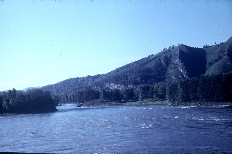 Алтай: озеро Айя