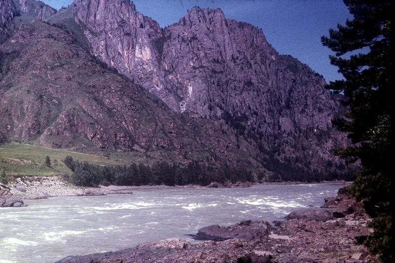 долина Катуни: Чемальский тупик