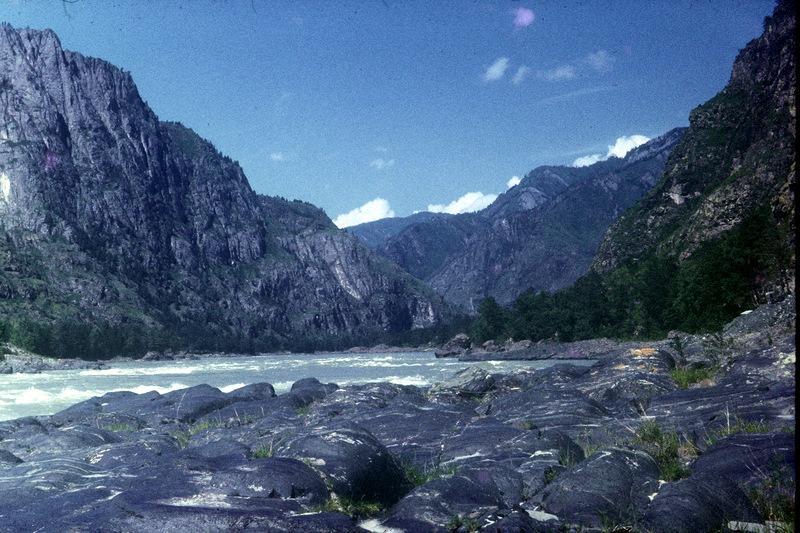 долина Катуни: Еландинские пороги