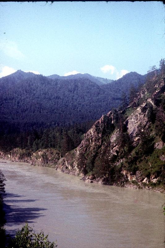 долина Катуни близ села Еланда