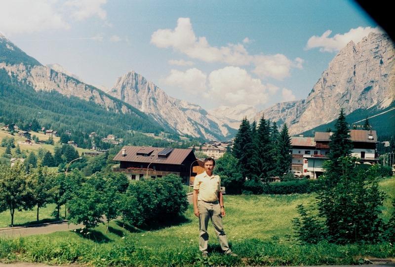 Доломитовые Альпы: Кортина д'Ампеццо