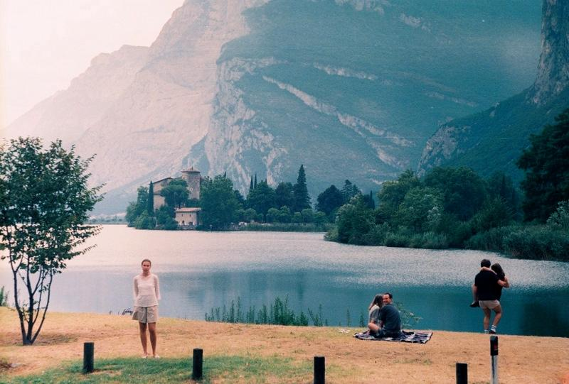 Италия: замок Кастелло ди Тоблино