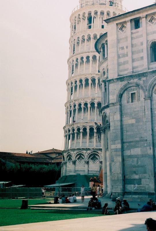 Пиза: кафедральный собор Санта-Мария Ассунта